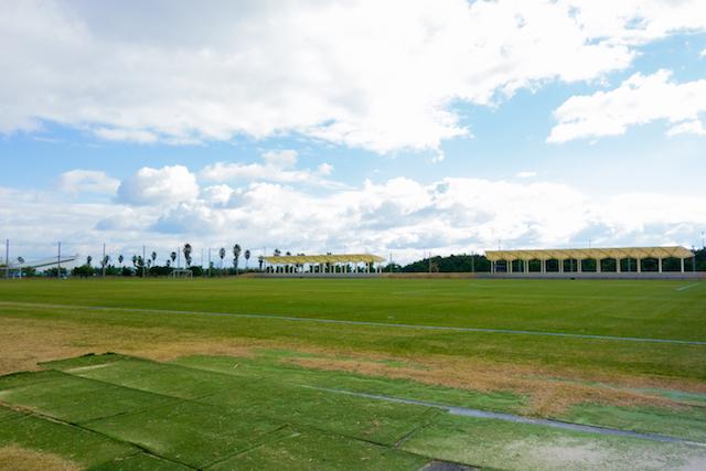佐野運動公園第一サッカーグラウンド