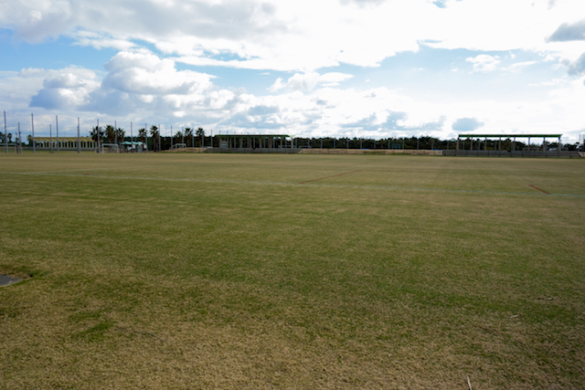 佐野運動公園第ニサッカーグラウンド