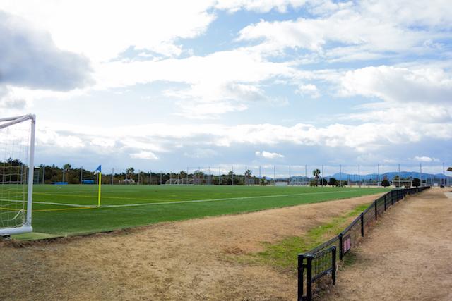 佐野運動公園第三サッカーグラウンド