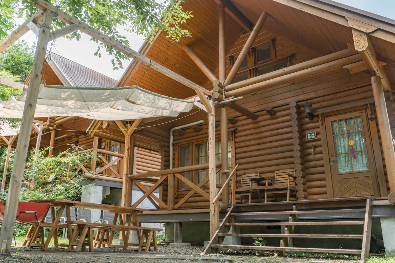 淡路島の貸別荘コテージ