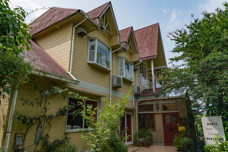 淡路島の貸別荘ホテル