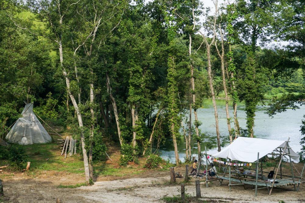 淡路島マンモスの大自然を遊びつくすイベント!小学生フリーキャンプのご紹介