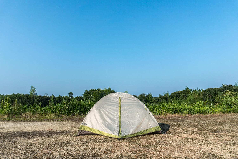 淡路島で一番安いオートキャンプサイト