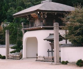 淡路島の弁財天を祀るお寺智禅寺
