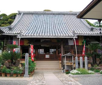 淡路島の寿老人が祀られるお寺宝生寺