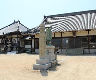 淡路島の福禄寿を祀るお寺長林寺