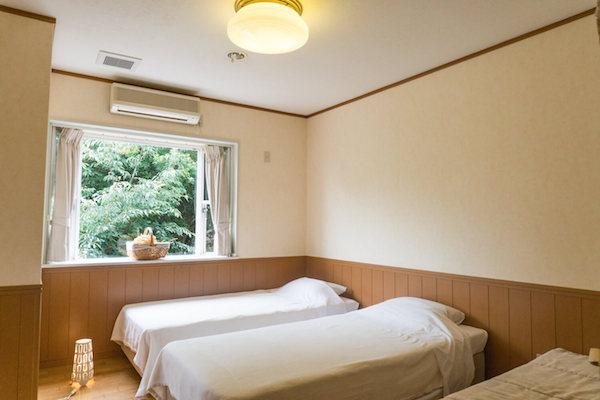淡路島の和洋室