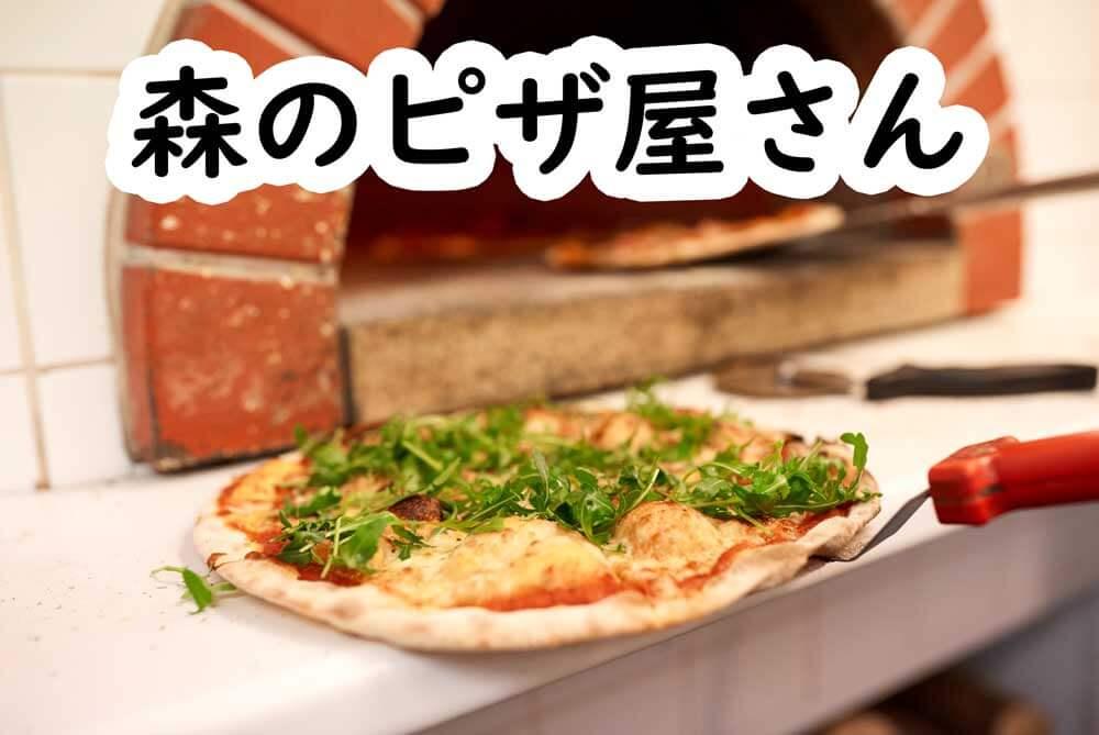 淡路島マンモスのピザ